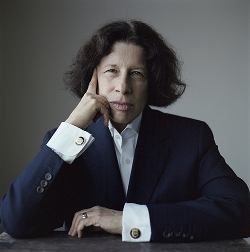 Fran Lebowitz 500px (CREDIT and Copyright Brigitte Lacombe)